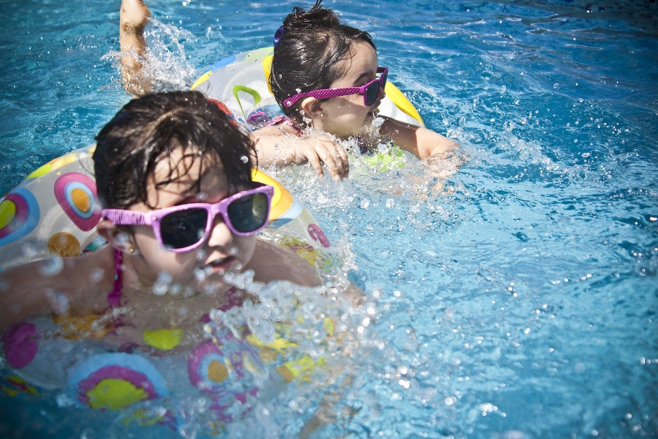 skydda barn från solen