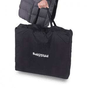 Babytrold Resesäng Travel Light väska