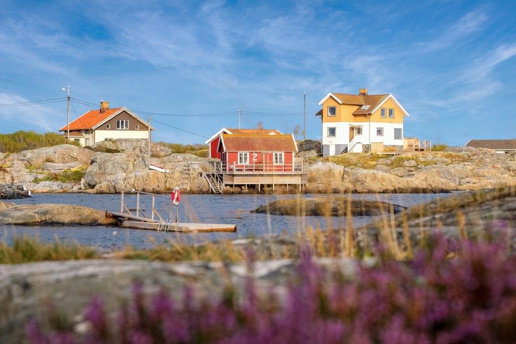 Semester med barn i Sverige