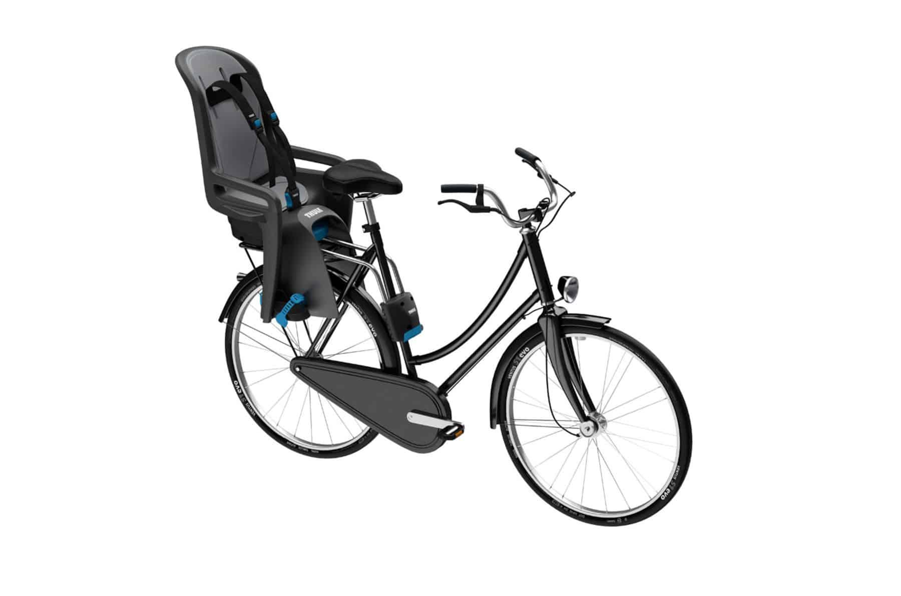 thule ridealong med cykel bästa cykelsitsen 2020