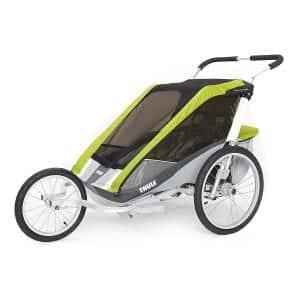 Thule Chariot Cougar 2 bästa cykelvagnen mellan