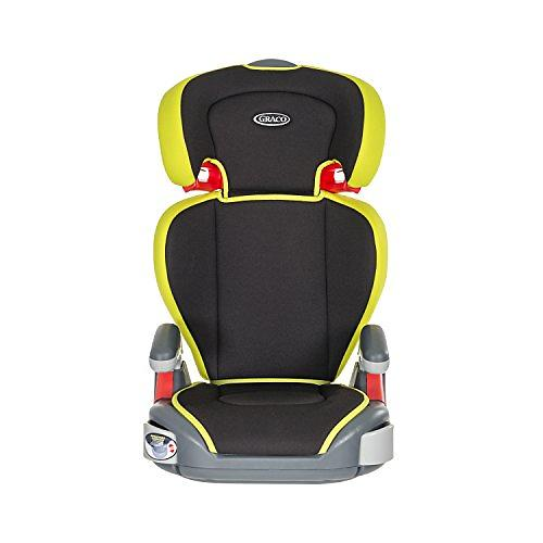 Graco Junior Maxi Bältesstol test