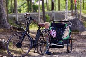 Bästa cykelvagnen 2020