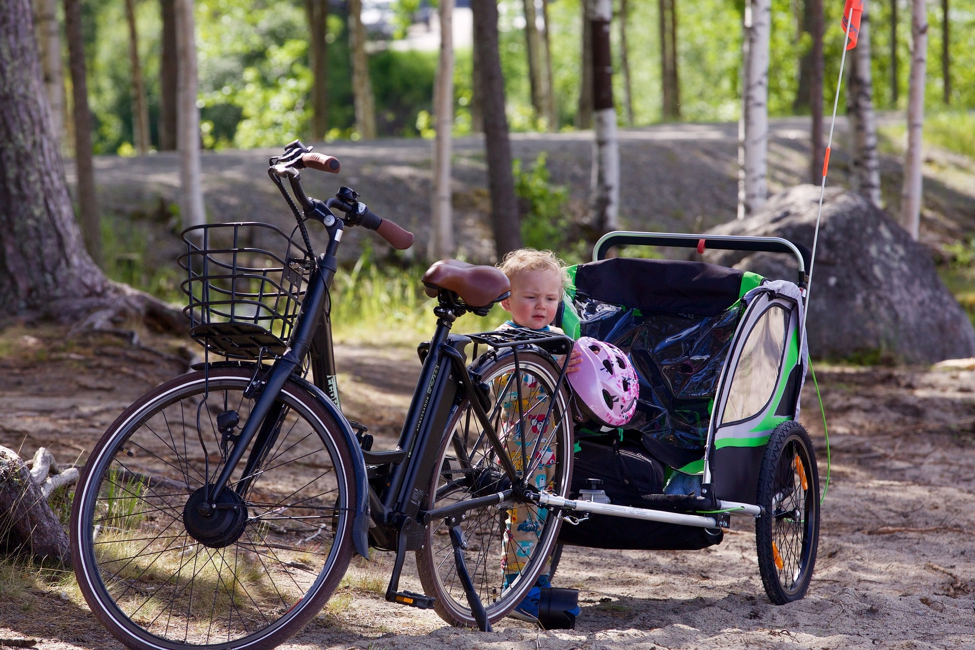 Bästa cykelvagnen