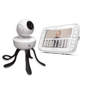 Bästa babyvakten 2020 Motorola Home MBP855