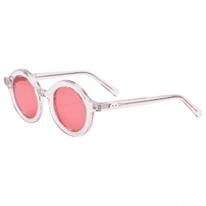 Runda Solglasögon Rose