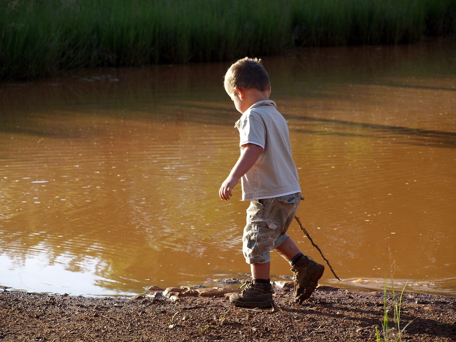 Bästa vandringskängor barn